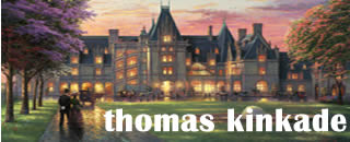 Thomas Kinkade Prints
