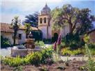 Springtime in the Mission by June Carey
