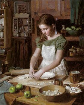 Apple Pie by Morgan Weistling